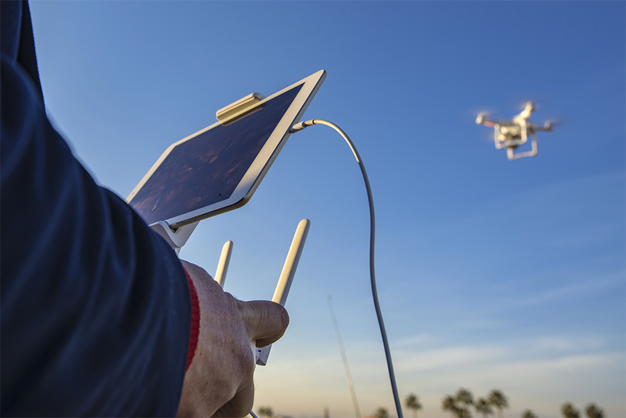 Filmagem com drone a tecnologia ao seu alcance